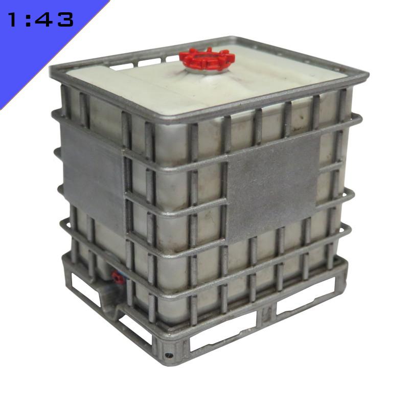IBC Pallet Tank 1000l