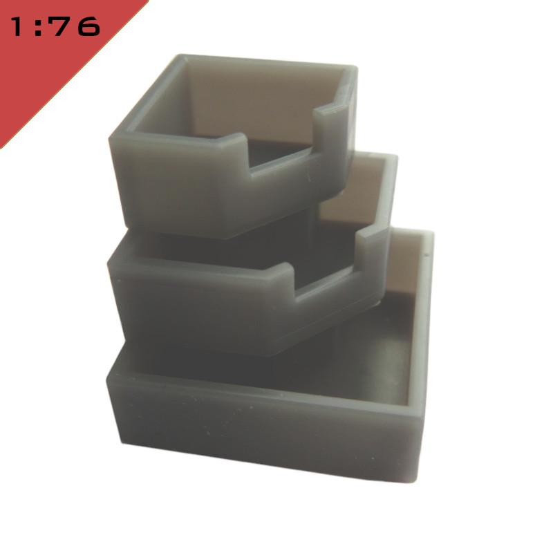 Square Contemporary Fountain