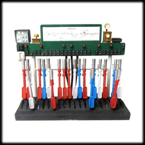 Signal Box Switch Board