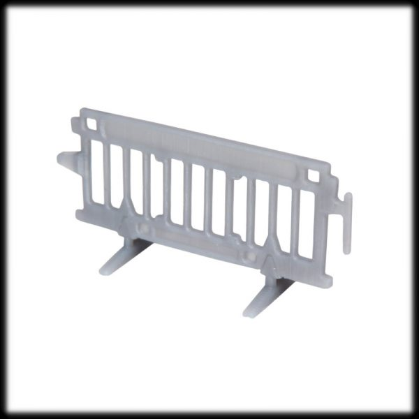 Plastic Safety Barrier