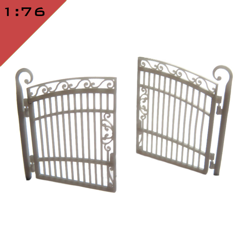 Double Forged Gate Type 1