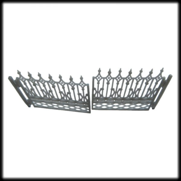 Double Forged Gate Type 2