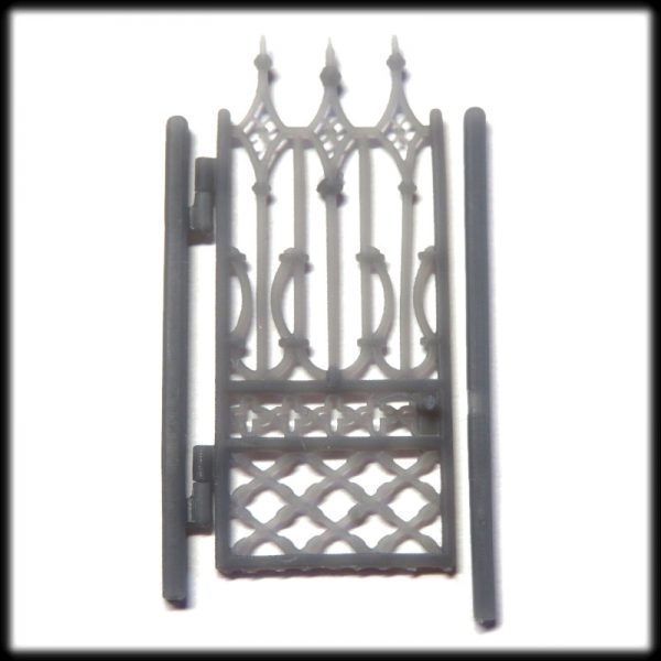 Single Forged Gate Type 2