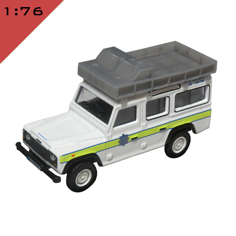 Land Rover Defender Roof Box