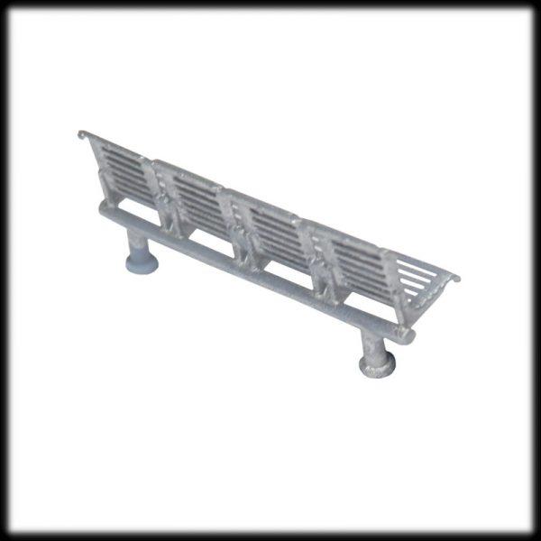 Modern Platform Bench