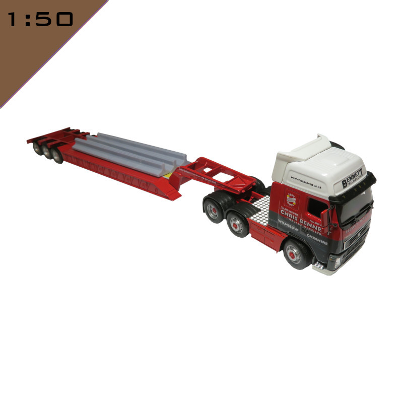 TY5 Concrete Beams Load
