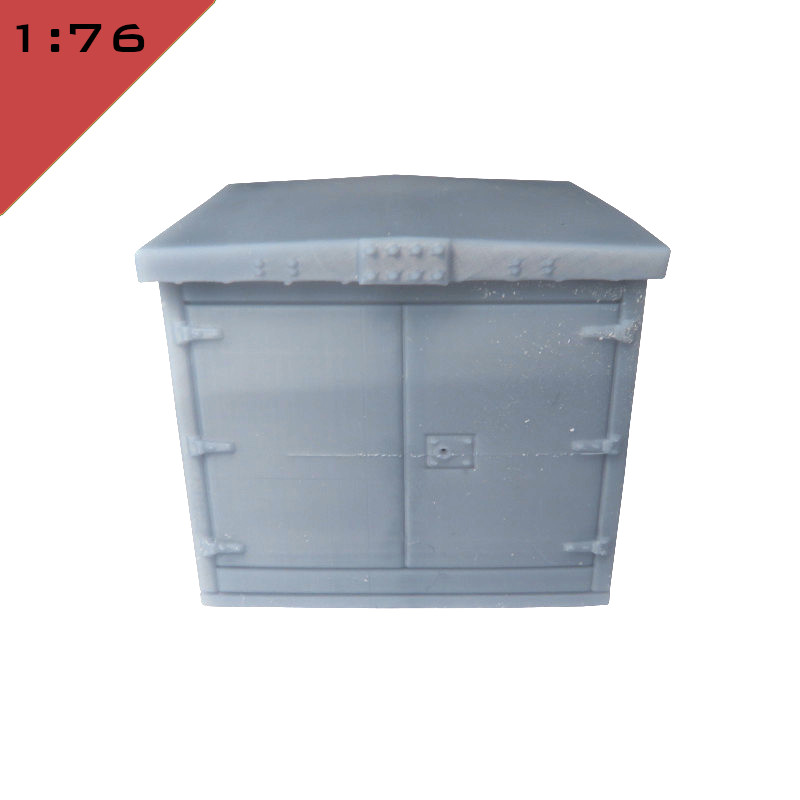 Substation Electric Cupboard
