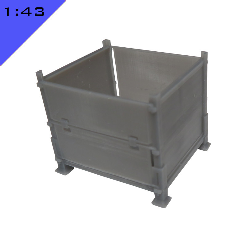 Plain Panels Stillage Container