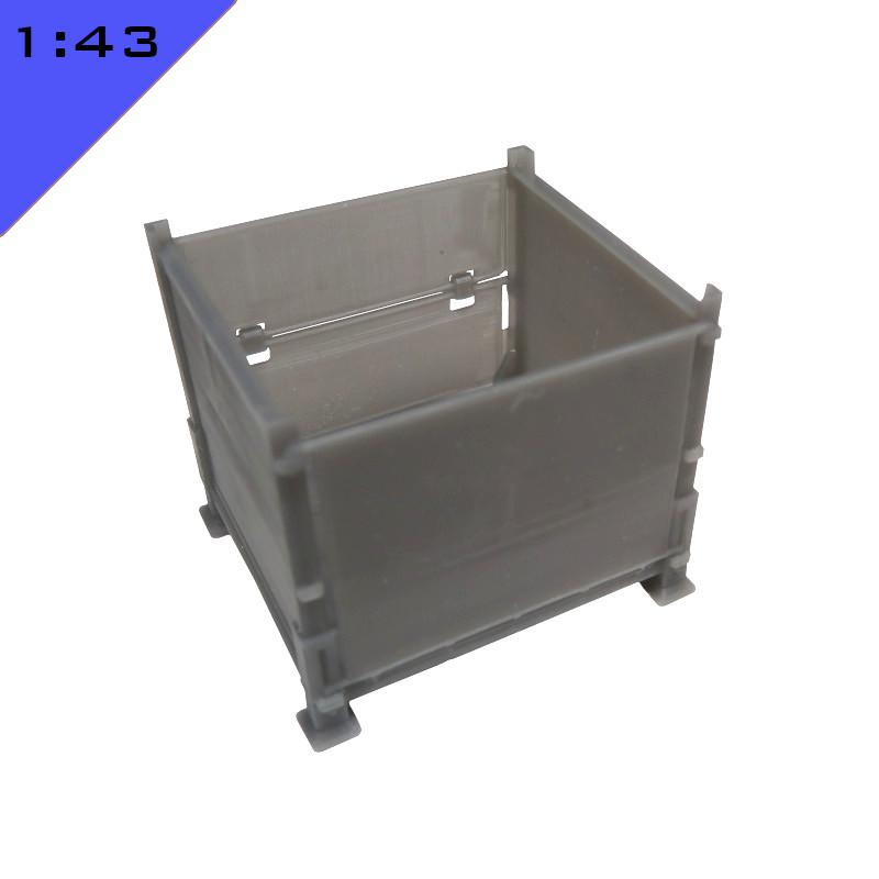 Plain Panels Stillage Container