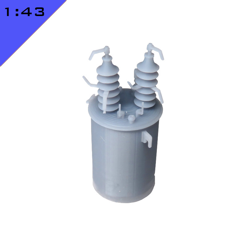Pole Mounted Round Transformer