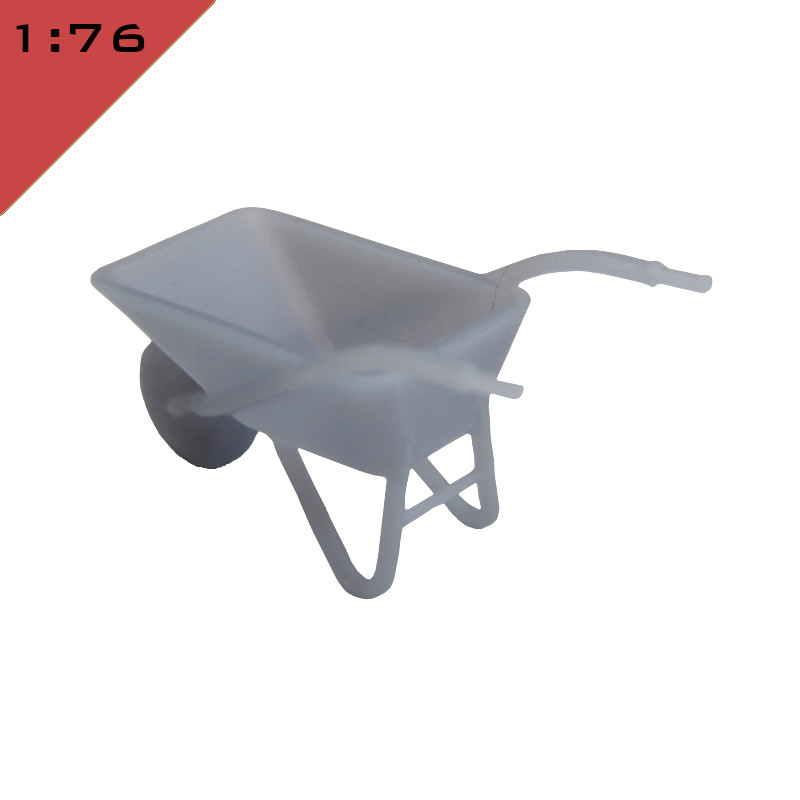 Steel Wheelbarrow
