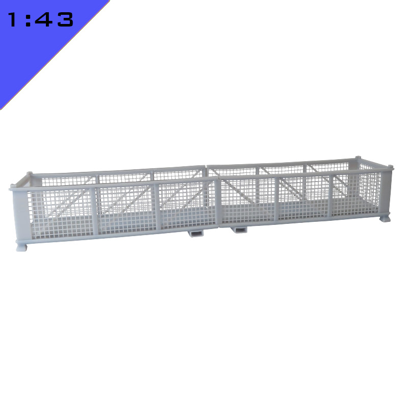 Long Stillage Container