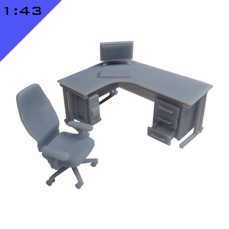 Office Furniture Small Set 1