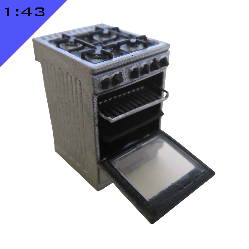 Freestanding Cooker Oven