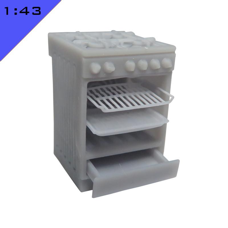Freestanding Cooker Oven