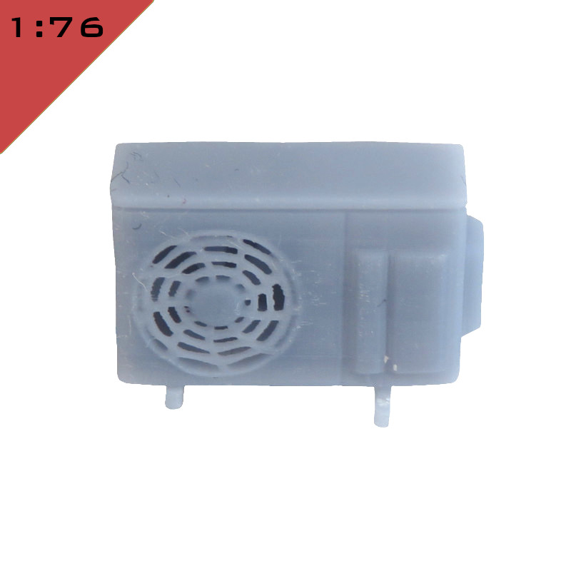 Wall Mounted Outer AC Unit