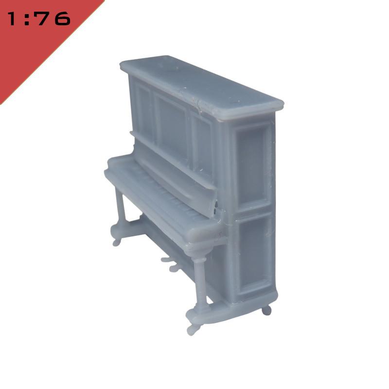 Vintage Upright Piano