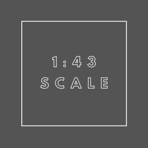 1:43 Scale (O Gauge)