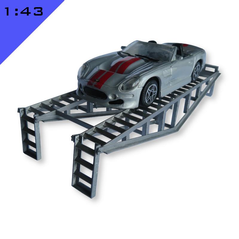 Car Display Ramp